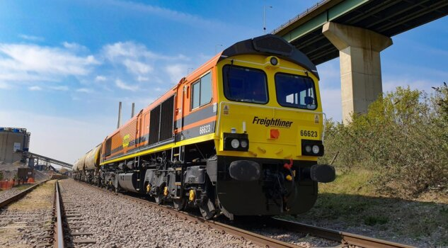 Dual-fuel hydrogen solution for Class 66 locomotive secures UK Government funding
