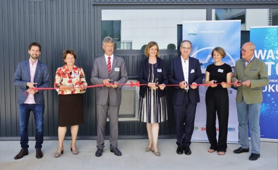 State-of-the-art hydrogen analysis laboratory opened in Austria