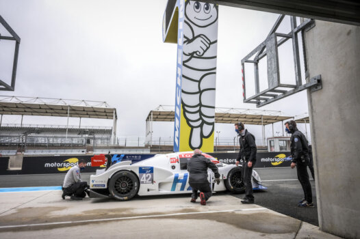 Michelin to debut hydrogen-powered endurance racer at the 2021 Goodwood Festival of Speed