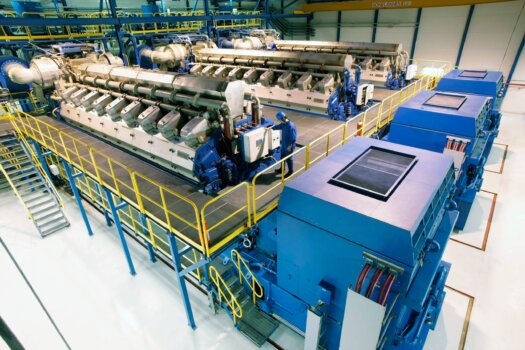 Wärtsilä to supply OPPD with multi-fuel engine power plants capable of burning hydrogen blends