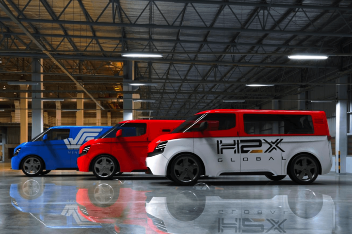 H2X to position itself as a global premium hydrogen vehicle manufacturer