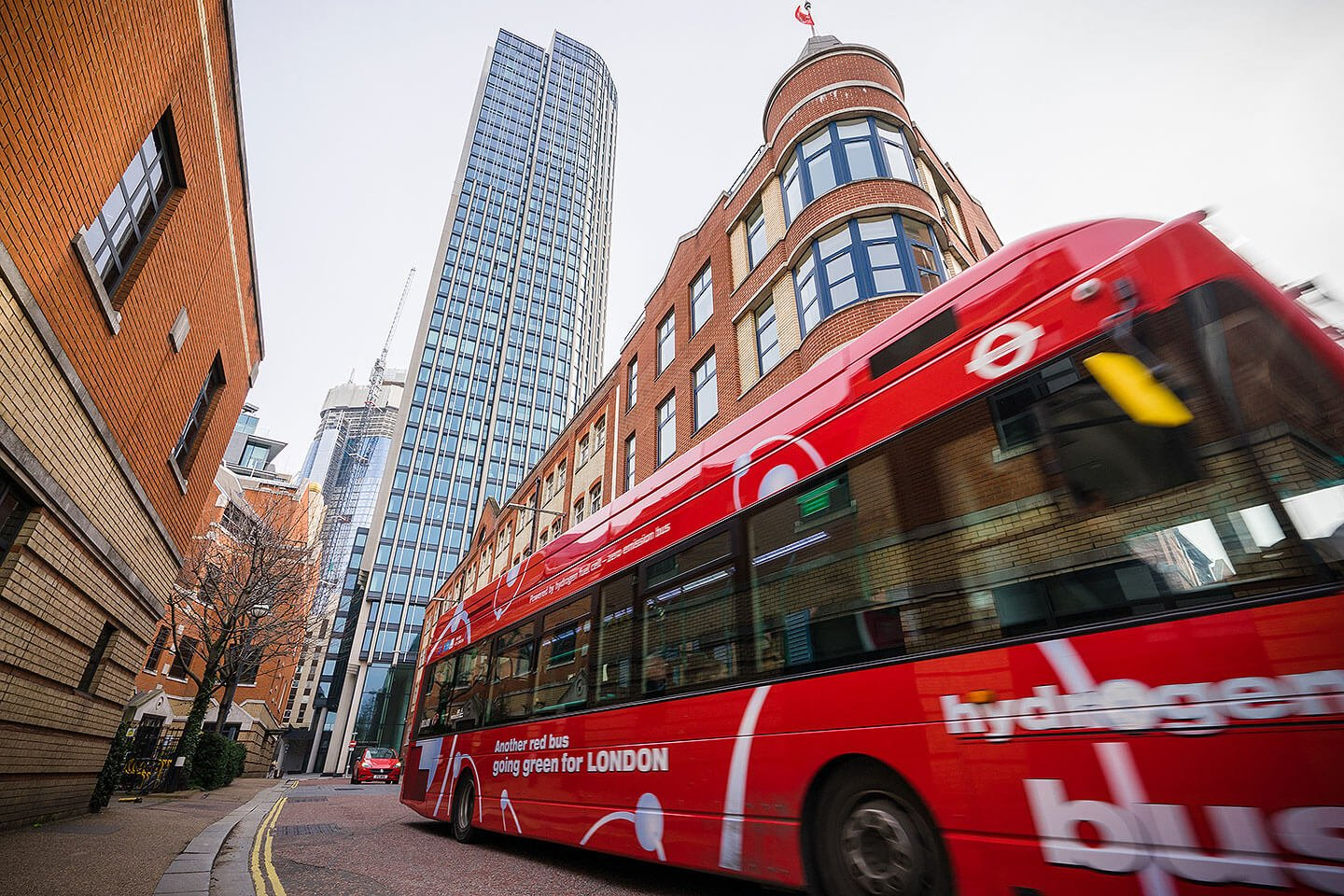 Bus industry unveils vision for achieving one billion extra bus journeys