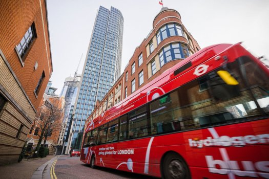 Clean bus strategy launched in UK