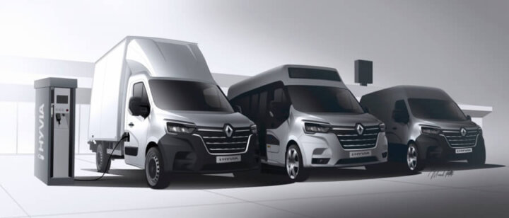 Renault Group, Plug Power reveal further details on Hyvia joint venture