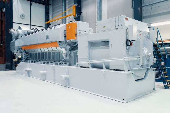 Wärtsilä to develop 100% pure hydrogen engines and power plant concepts by 2025
