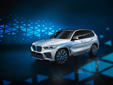 BMW: Fuel cell electric drive trains could become our fourth pillar