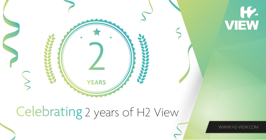 It's almost H2 View's birthday; here's the exciting things we've got planned