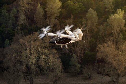 Joby Aviation, JetBlue, Signature push for hydrogen aviation credits