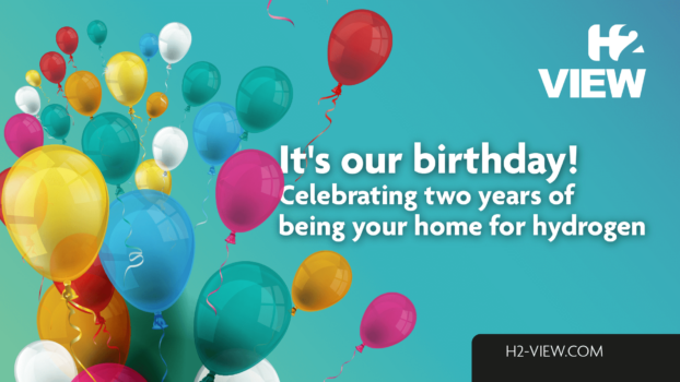 H2 View's birthday is here: Two years powered by hydrogen