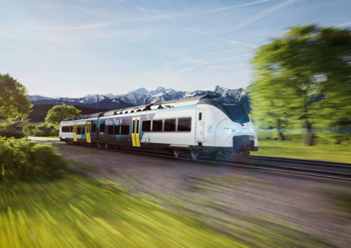Ballard to provide fuel cell modules for hydrogen-powered train in Germany