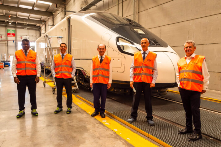 Repsol, Talgo to promote hydrogen-powered trains for the Iberian Peninsula