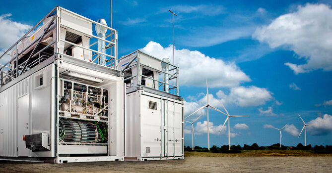 Green Hydrogen Systems to supply three electrolysers to German hydrogen project