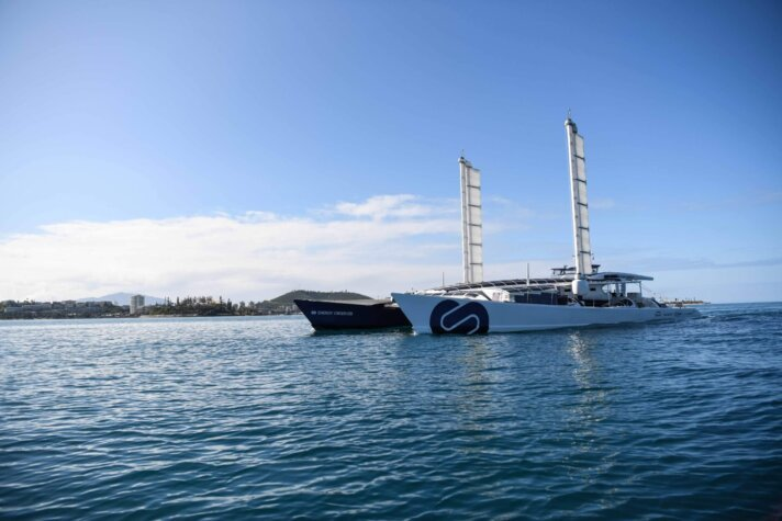 Energy Observer sails over 40,000 nautical miles