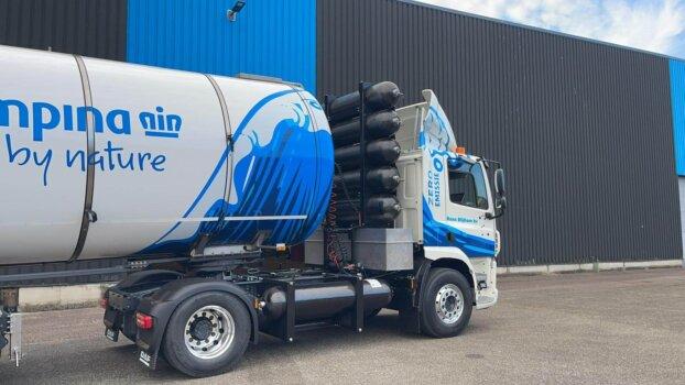 Hyzon Motors unveils new hydrogen storage system to half development costs