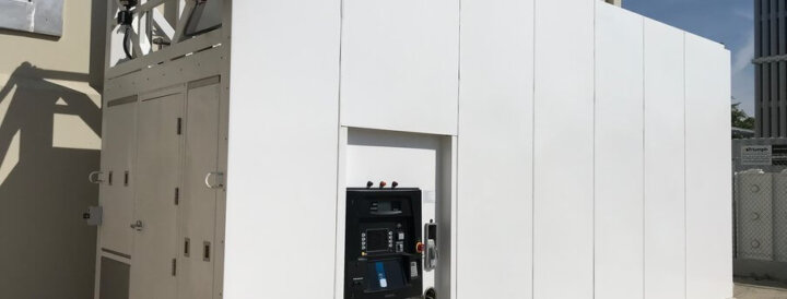 New hydrogen station to open in Quebec next year
