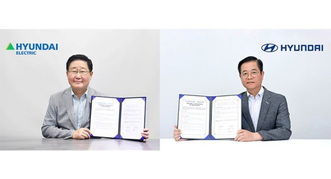 Hyundai Motor, Hyundai Electric set to develop new hydrogen fuel cell package for mobile generators and AMP