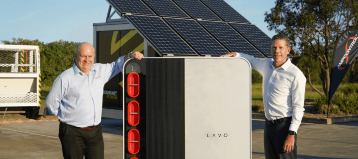LAVO, Ampcontrol and Boundary Power to explore hydrogen solutions for standalone power supplies