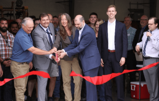 Northwest UAV opens new hydrogen fuel cell manufacturing facility