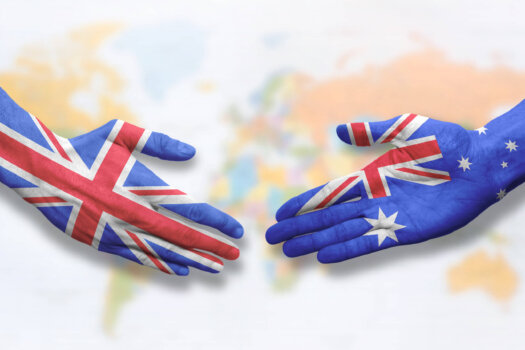 Australia, UK to drive low emissions solutions; hydrogen included