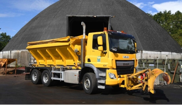 Glasgow Council receives funding for hydrogen gritters