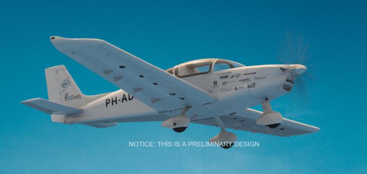 AeroDelft hydrogen aircraft ready for flight