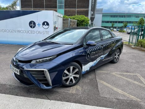 Why the future of transportation is hydrogen