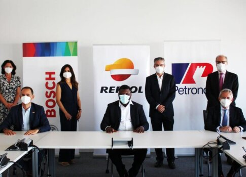 Repsol, Petronor and Bosch set to explore developing the Spanish hydrogen value chain