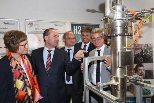 New hydrogen centre inaugurated in Nuremberg