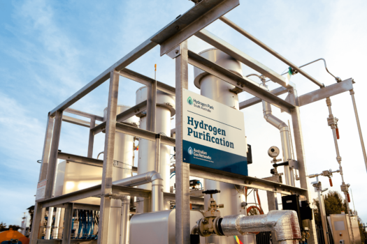 The role for hydrogen in decarbonising Oceania's gas grids, part 1