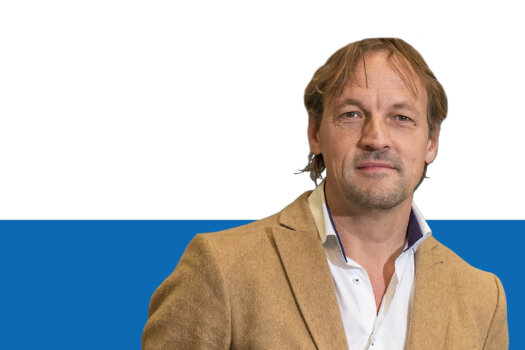 Take 5: An interview with… Arnoud van de Bree, CEO of Nedstack