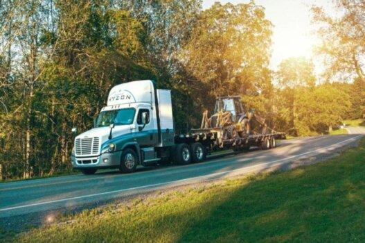 Hyzon Motors' hydrogen trucks to hit Californian roads this year