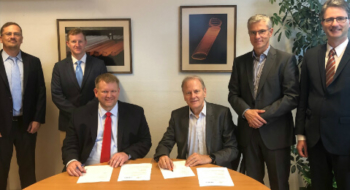 ArcelorMittal commissions plant