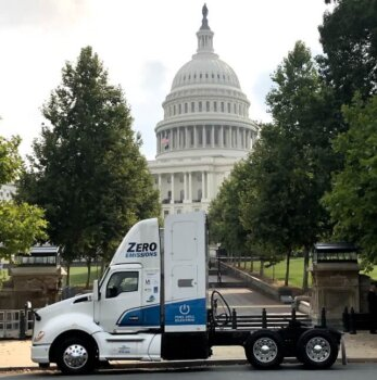 US: Government officials and members of Congress support hydrogen transportation