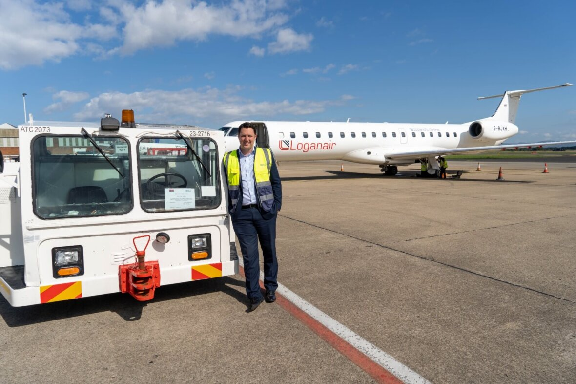 H2View: Teesside Airport launches £2.5m project to trial hydrogen vehicles.