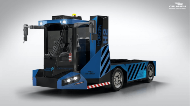 Gaussin, Plug Power target the North American logistics market with hydrogen innovations