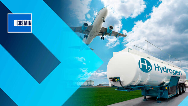 Costain to explore hydrogen-powered aircraft in the UK