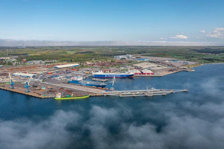 Port of Tallinn looks to develop a hydrogen hub in Estonia