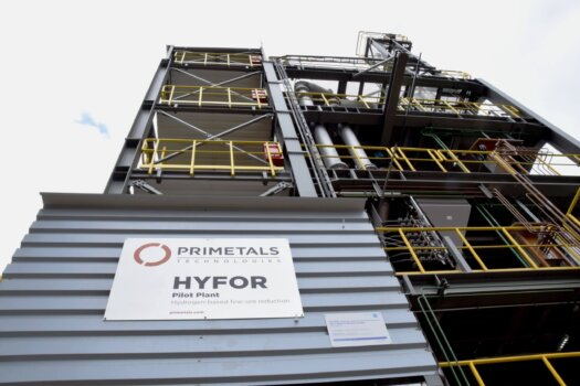 MHI Australia, Primetals Technologies commit to hydrogen-based direct reduction technologies for iron production