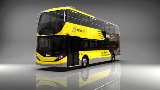 Liverpool commits to hydrogen-powered transport; 20 hydrogen buses ordered