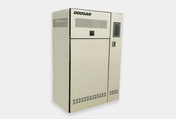 Doosan developing new SOFC for building and residential markets