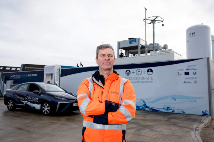 Exclusive: ITM Motive to build a network of hydrogen stations for trucks and buses in the UK