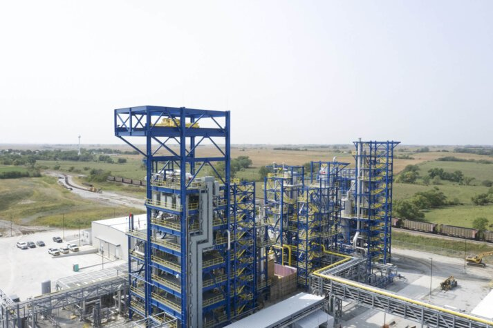 Monolith sees substantial growth through its first commercial-scale green hydrogen production facility