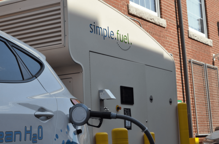 """Melbourne hydrogen hub set to be boosted with new """"SimpleFuelFast"""" station"""
