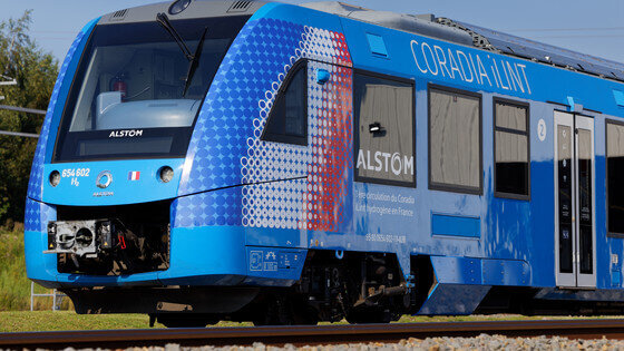Full steam ahead for hydrogen trains in France