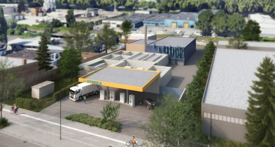Large capacity hydrogen station set to be deployed in Strasbourg
