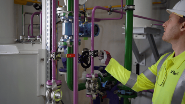 Lhyfe starts producing renewable hydrogen from wind power