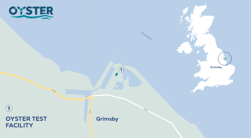 Grimsby, UK selected for 'marinised' hydrogen development