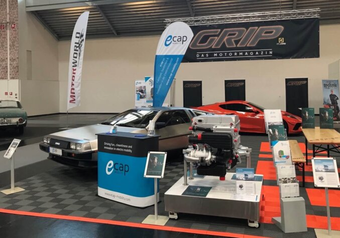 REFIRE's new hydrogen fuel cell makes European debut at IAA Mobility 2021