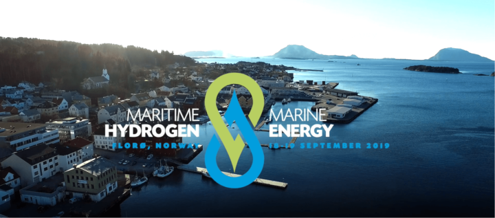Maritime Hydrogen and Marine Energy Conference 2019