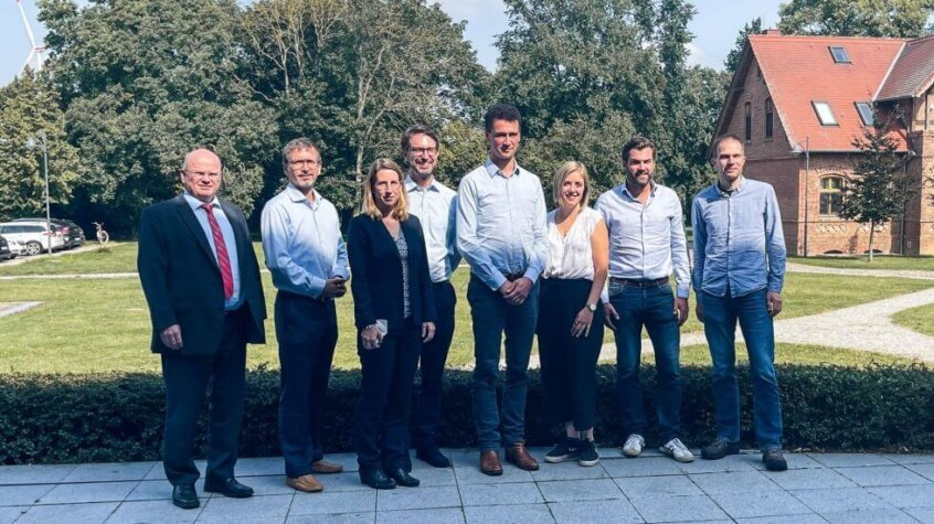 Hydrogen centre plans unveiled for Germany